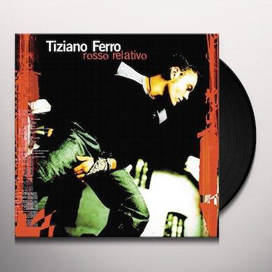 Ferro Tiziano ROSSO RELATIVO Vinyl Record