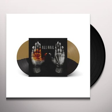 Norma Jean ALL HAIL Vinyl Record