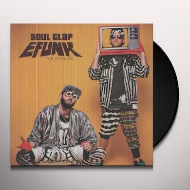 Soul Clap  EFUNK: THE SINGLES Vinyl Record