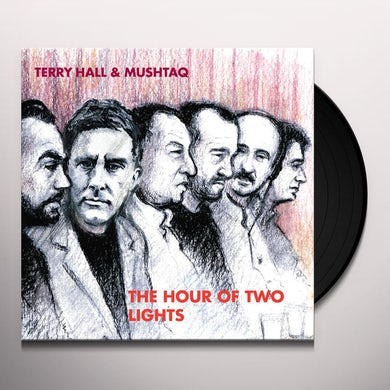 Terry Hall HOUR OF TWO LIGHTS Vinyl Record