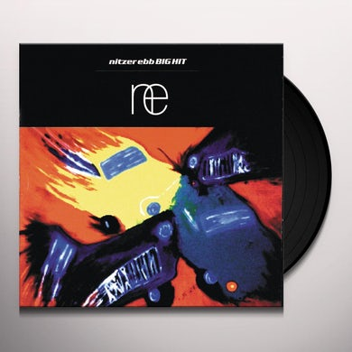 Nitzer Ebb BIG HIT Vinyl Record