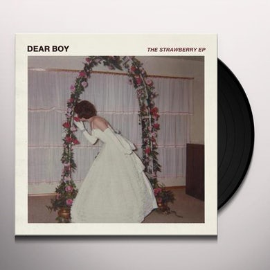 Dear Boy THE STRAWBERRY EP Vinyl Record