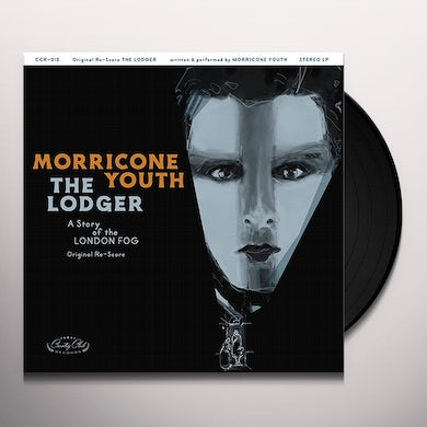 Morricone Youth LODGER: A STORY OF THE LONDON FOG Vinyl Record