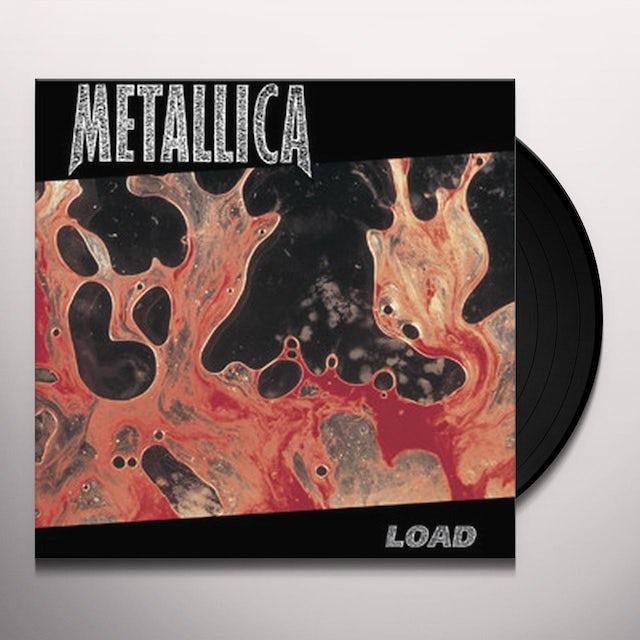 Metallica LOAD Vinyl Record