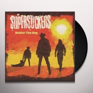 Supersuckers HOLDING THE BAG (LP+CD) Vinyl Record - w/CD, UK Release