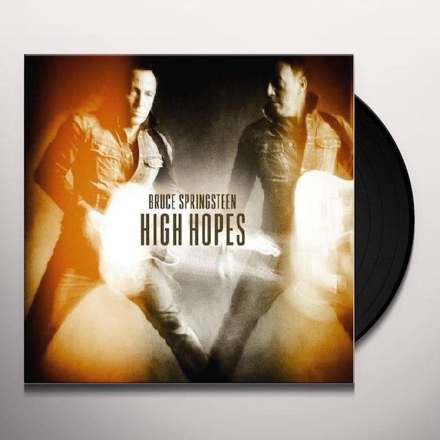 Bruce Springsteen HIGH HOPES Vinyl Record