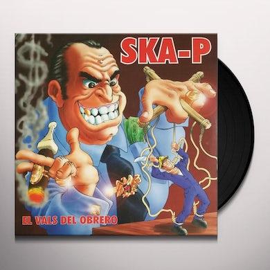 Ska-P EL VALS DEL OBRERO Vinyl Record
