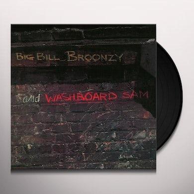 Big Bill Broonzy & Washboard Sam Vinyl Record