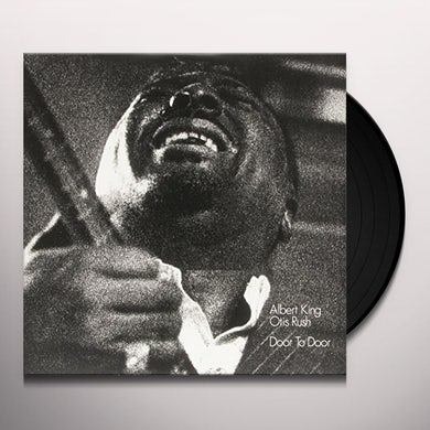 Albert King DOOR TO DOOR Vinyl Record
