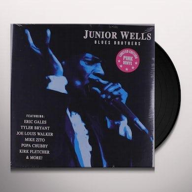 Junior Wells BLUES BROTHERS Vinyl Record