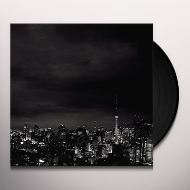 Indochine BLACK CITY PARADE Vinyl Record