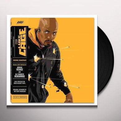Adrian Younge Luke Cage (OST) Vinyl Record