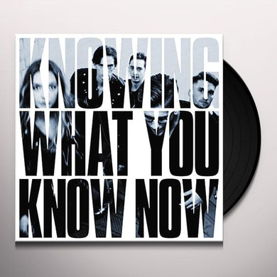 Marmozets KNOWING WHAT YOU KNOW NOW Vinyl Record