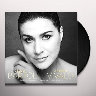 Cecilia Bartoli ANTONIO VIVALDI Vinyl Record