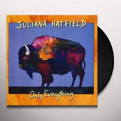Juliana Hatfield Only Everything Vinyl Record