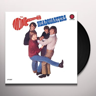 The Monkees Cereal Box Records Vinyl Record