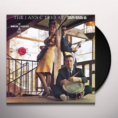 J Ann C Trio AT THE TAN-TAR-A Vinyl Record
