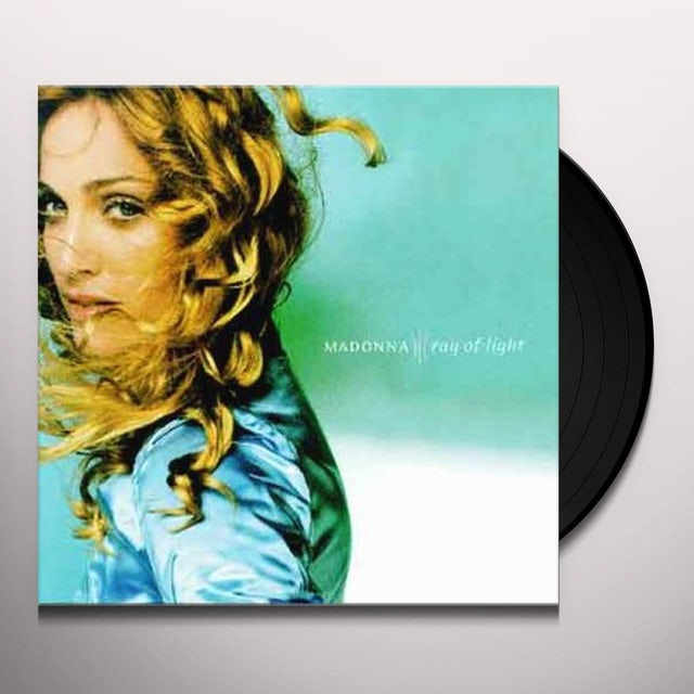 Madonna RAY OF LIGHT Vinyl Record