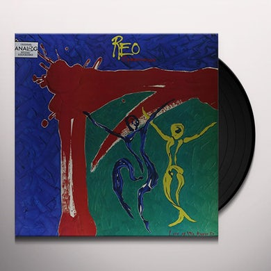Reo Speedwagon LIFE AS WE KNOW IT Vinyl Record