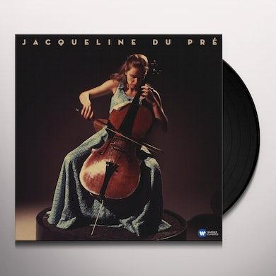 Jacqueline Du Pre 5 LEGENDARY RECORDINGS Vinyl Record