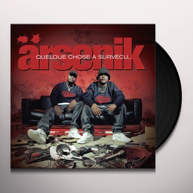 Arsenik QUELQUE CHOSE A SURVECU Vinyl Record