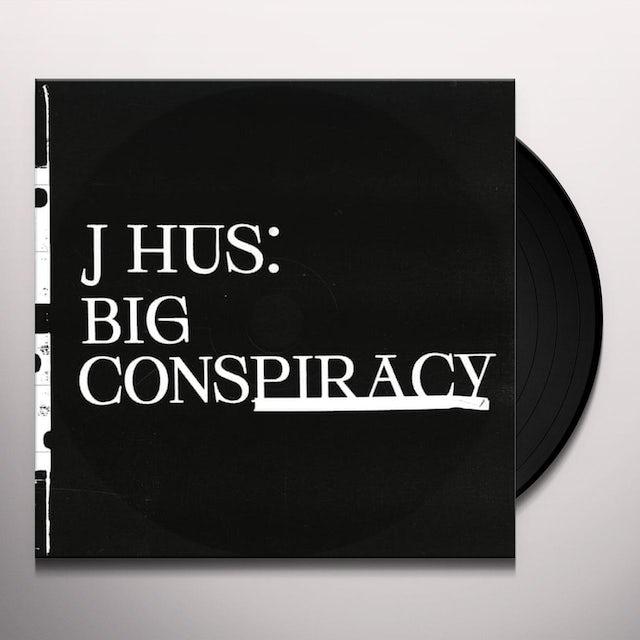 J Hus BIG CONSPIRACY Vinyl Record