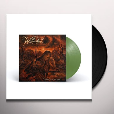 Witherfall CURSE OF AUTUMN Vinyl Record