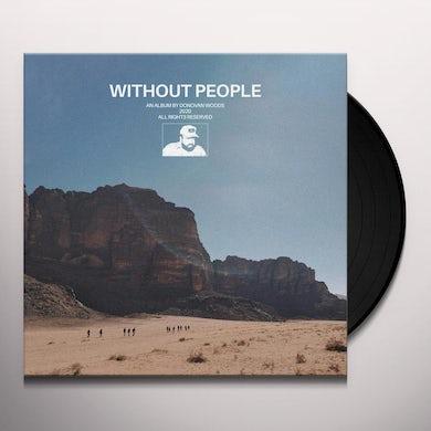 Donovan Woods Without People (Colour Vinyl) Vinyl Record