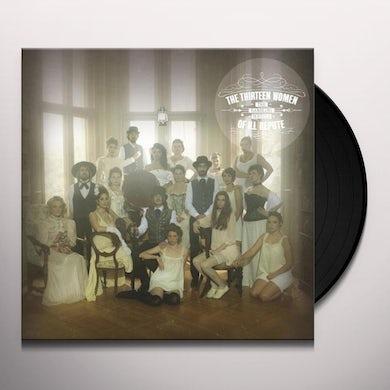 Rambling Wheels THIRTEEN WOMEN OF ILL REPUTE Vinyl Record