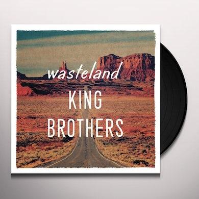 King Brothers WASTELAND Vinyl Record