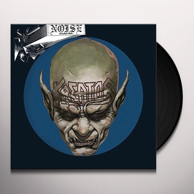 Kreator BEHIND THE MIRROR Vinyl Record