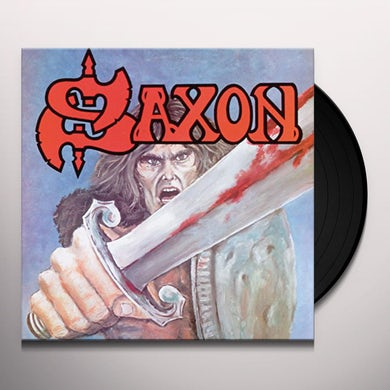 SAXON Vinyl Record