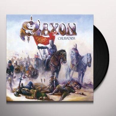 Saxon CRUSADER Vinyl Record