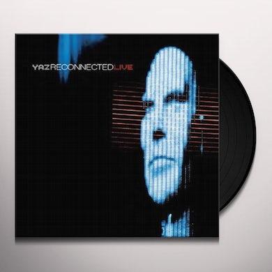 Yazoo RECONNECTED LIVE Vinyl Record