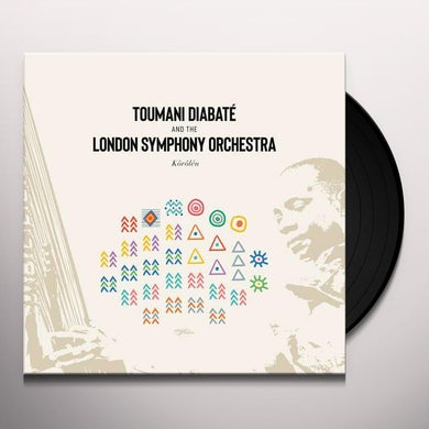 Toumani Diabate / London Symphony KOROLEN Vinyl Record