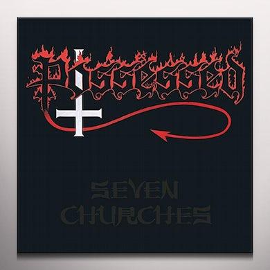 Possessed SEVEN CHURCHES: SPLATTER VINYL Vinyl Record