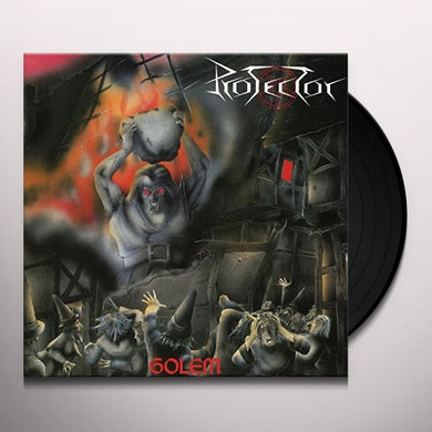 Protector GOLEM (BONE COLORED VINYL) Vinyl Record