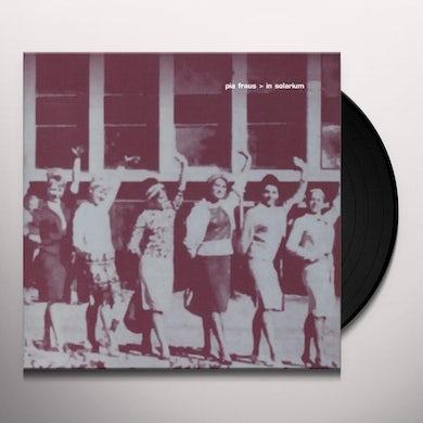 Pia Fraus IN SOLARIUM Vinyl Record