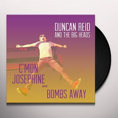 Christopher Reid & Big Heads C'MON JOSEPHINE Vinyl Record