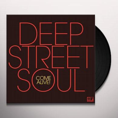 Deep Street Soul COME ALIVE Vinyl Record