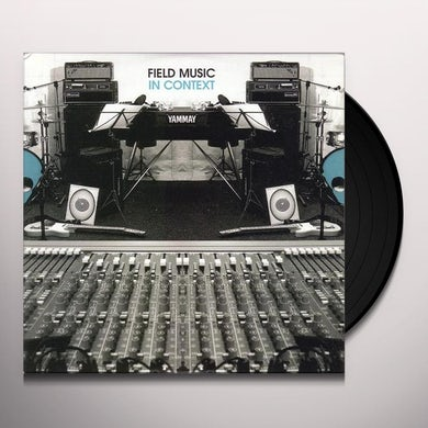 Field Music IN CONTEXT Vinyl Record