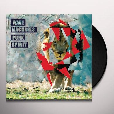 Wave Machines PUNK SPIRIT Vinyl Record