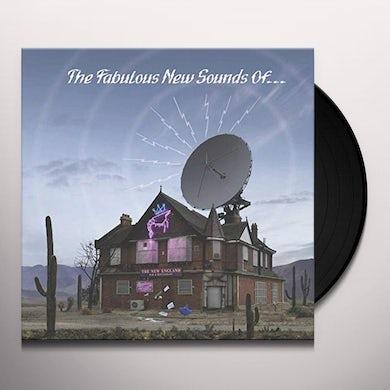 King Prawn FABULOUS NEW SOUNDS OF Vinyl Record