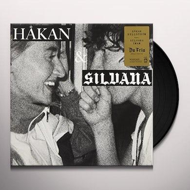 Hakan Hellstrom DU FRIA Vinyl Record