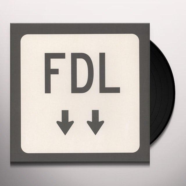 Falty Dl POWER Vinyl Record