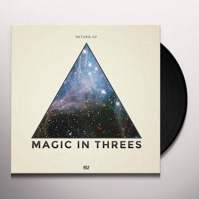 Magic In Threes RETURN OF... Vinyl Record