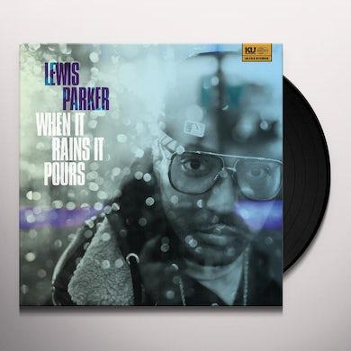 WHEN IT RAINS IT POURS Vinyl Record