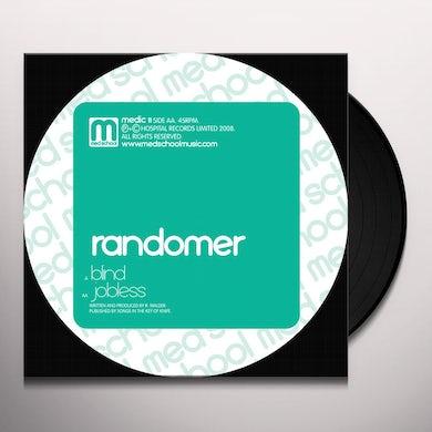 Randomer BLIND Vinyl Record