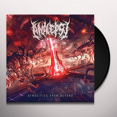 Analepsy ACTROCITIES FROM BEYOND Vinyl Record