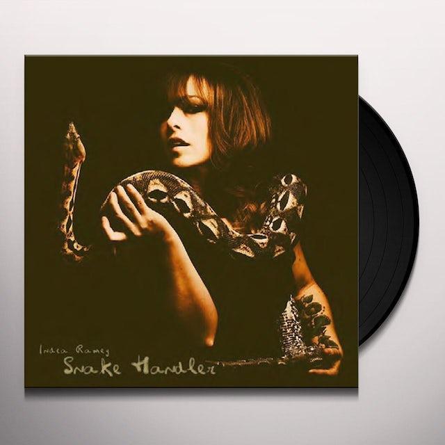 India Ramey SNAKE HANDLER Vinyl Record